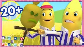 The NEW Banana | Cartoons for Kids | Bananas In Pyjamas