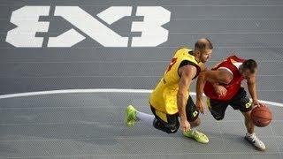 2013 FIBA 3x3 World Tour Trailer