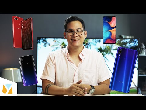 TOP Smartphones Under PHP 10,000 (Mid 2019)