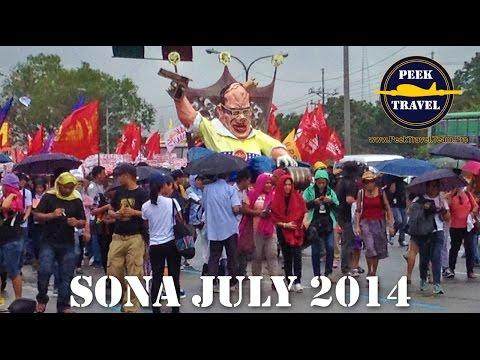 SONA of President Benigno Aquino Jr. July 28, 2014 (FIXED AUDIO)