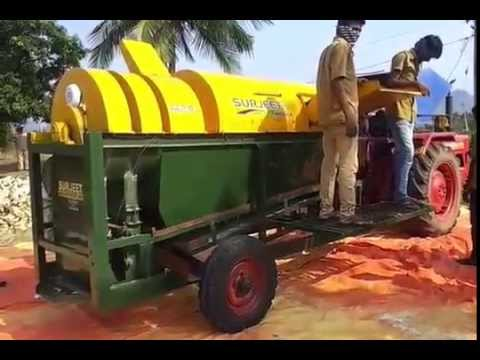 HOW MAIZE SHELLER WORKS..? SHELLING OF MAIZE CORN  WITH ALL CROP THRESHER