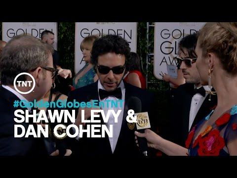 Golden Globe Awards | Shawn Levy & Dan Cohen