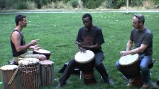 Ngri - Master Drummer Abdoul Doumbia