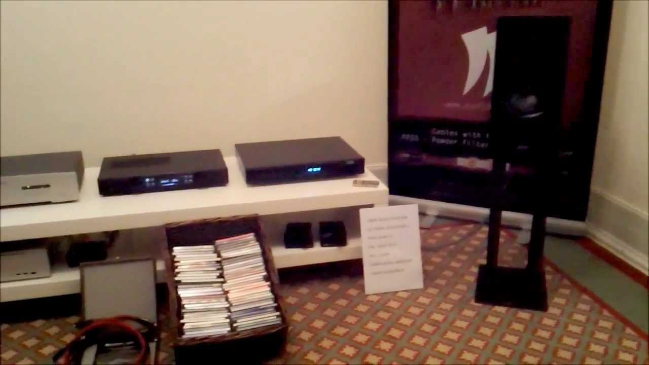 Viciaudio Audio Show 2013 Part 7 Epos Elan 15
