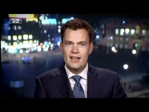 Lars Løkke fik grineflip over tørsvømning - Yo.flv
