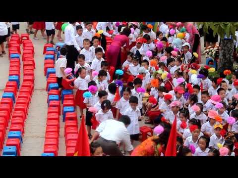 Lớp 1G trường Tiểu học Kim Đồng