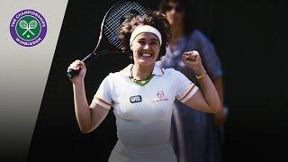 Martina Hingis vs Jana Novotna: Wimbledon Final 1997 (Extended Highlights)
