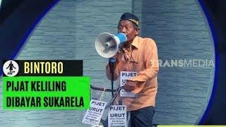 Bintoro, Jasa Pijat Keliling Yang Dibayar Sukarela   HITAM PUTIH (13/12/19) Part 1