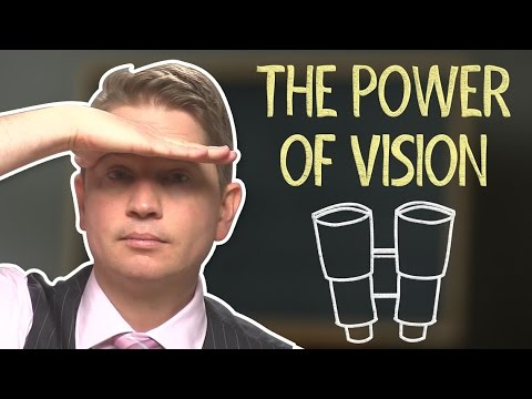 Embrace the Motivating Power of Vision