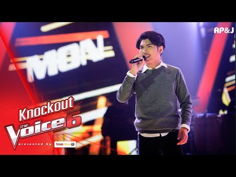 Knock Out : ม่อน  VS แจ๊คกี้ 1/3 - Make It Mine  - The Voice Thailand 6 - 24 Dec 2017