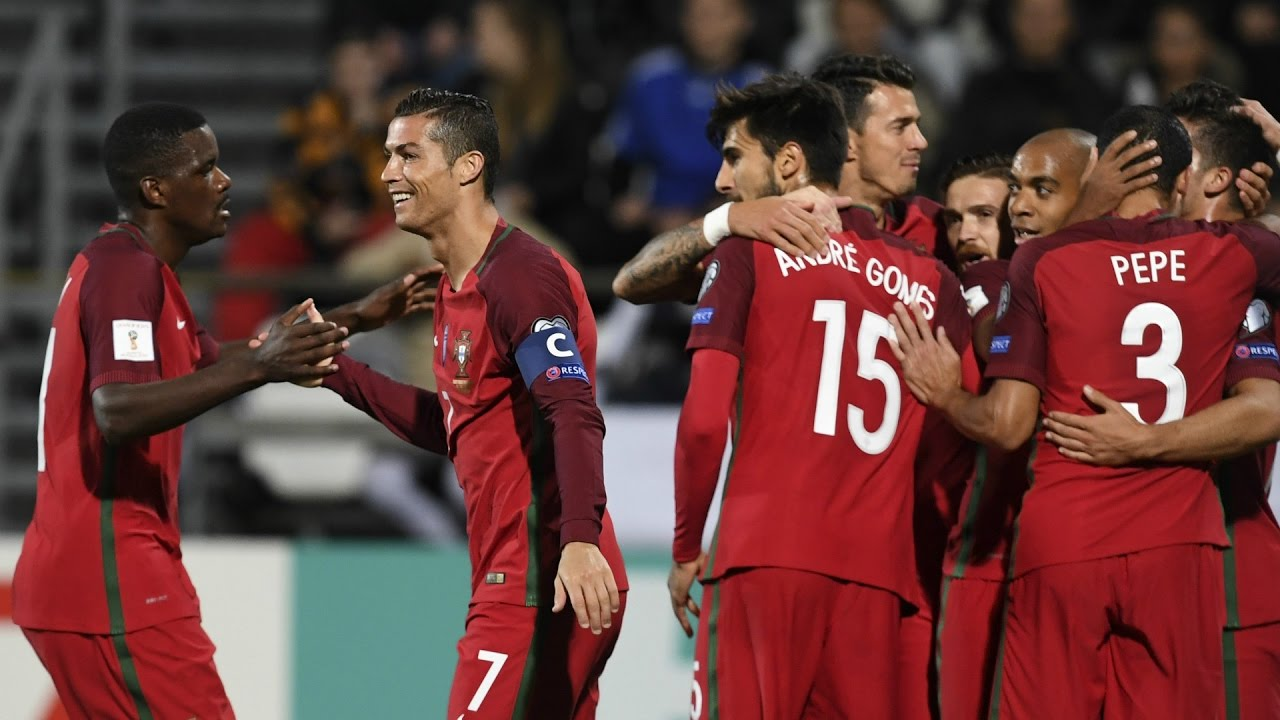 Download Faroe Islands - Portugal 0-6 Goals & Highlights 10/10/2016