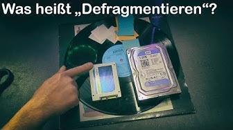 SSD defragmentieren & optimieren sinnvoll?
