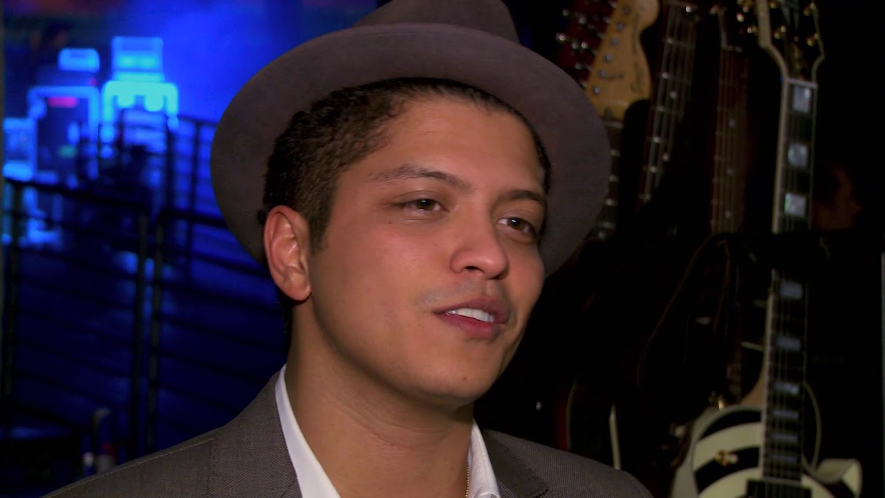 Road to MSG: Bruno Mars