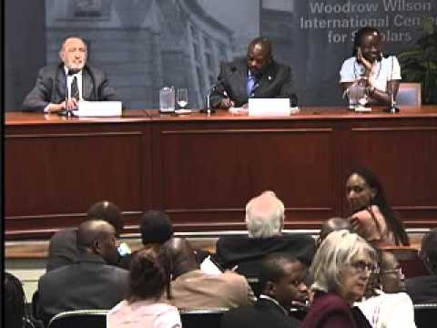 Burundi: The Challenges and Opportunities that Lie Ahead  An Address by President Pierre Nkurunziza