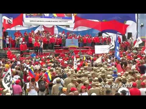 Venezuelans brace for unrest ahead of Sunday vote