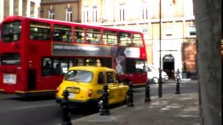 Go-Ahead London WVL186 LX05FAU at Sloane Square
