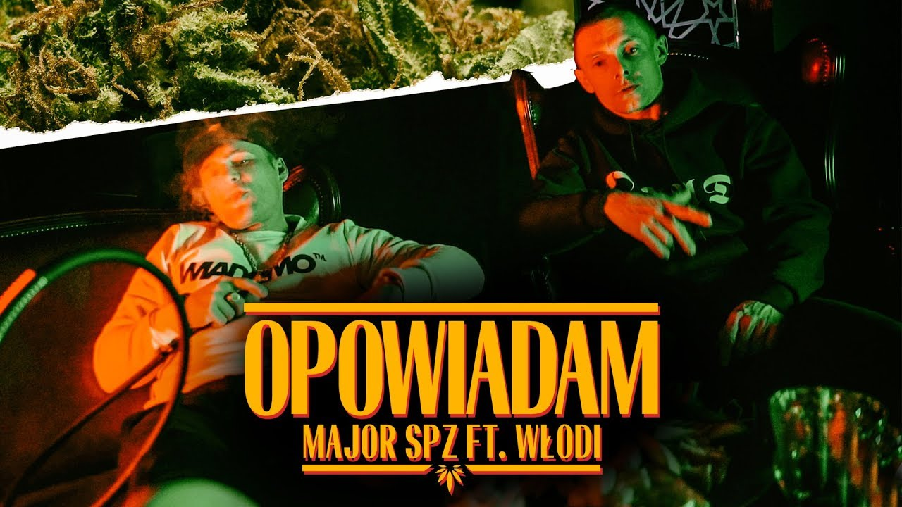 "Major SPZ ft. Włodi, Dj Qmak - ""Opowiadam"" (prod. Opiat)"