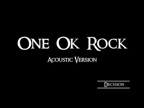 ONE OK ROCK Acoustic Version