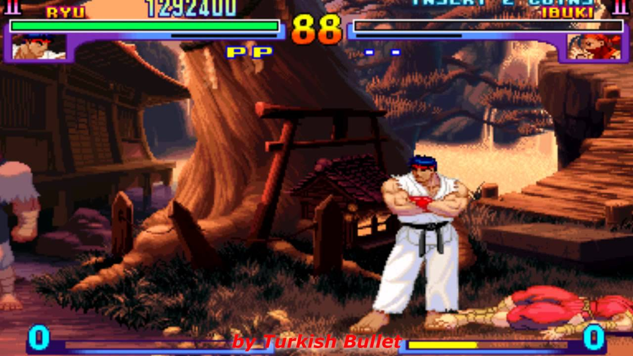 Street Fighter Iii New Generation Arcade Longplay Ryu Hard Difficulty Youtube