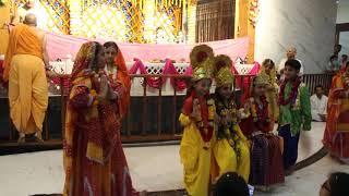 "Raghupati Raghava Raja Ram"" Dance Performance by Gopal Fun School Iskcon Dwarka"