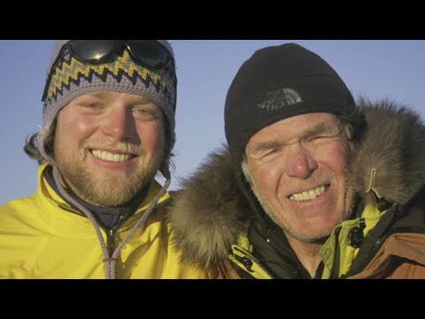 Eric Dayton, Will Steger Talk 'Keep The North Cold' Blog