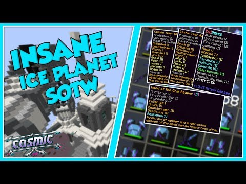 We Are Ruling Ice / Back To The Roots   CosmicPvP FACTIONS Season 6 #1 (Ice Planet)
