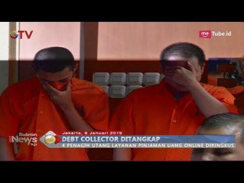 Bareskrim Polri Tangkap Empat Debt Collector Fintech Ilegal Bip