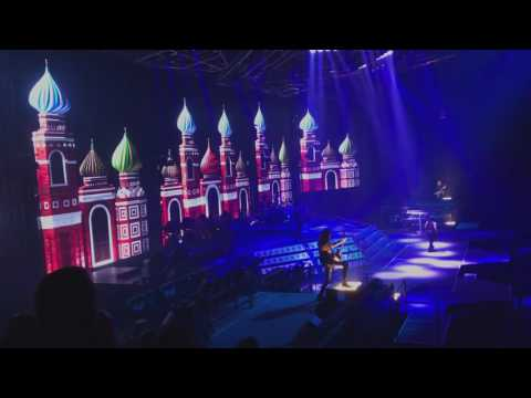 Trans-siberian Orchestra US Bank Arena Cincinnati Ohio 12/21/2016, HD, Part 2