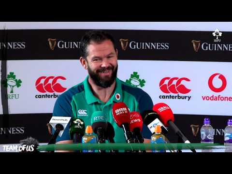 Irish Rugby TV: New Zealand Are The Best For A Reason - Farrell
