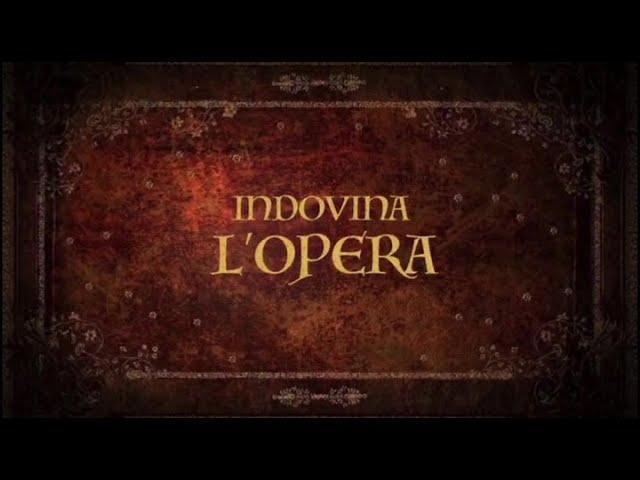 Trailer 1 - Indovina l'Opera