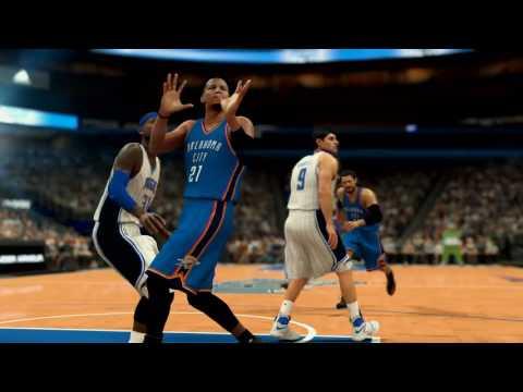 NBA 2K17 PS4 Oklahoma City Thunder vs Orlando Magic CPU vs CPU Simulation Nation