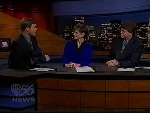 WLVI 10pm News, January 22, 1999