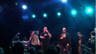 J.A.R. - Potomek Prahy - koncert Bratislava - 08.11.2012