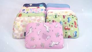 GIO PILLOW. Уникальная подушка для новорожденных. Джио Пиллоу обзор.