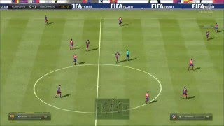 Barcelona vs Atletico Madrid [EA Sports HD] FIFA Online 3, Full match 2016