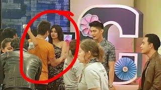LizQuen Update: Marami ang namangha sa ka-sweetness ni Liza At Enrique sa ASAP-Feb.26,2017