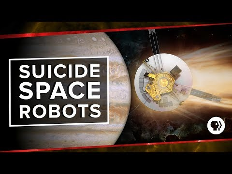 Suicide Space Robots | Space Time
