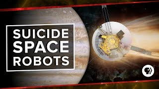 connectYoutube - Suicide Space Robots | Space Time