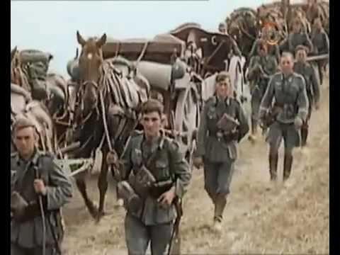 A II. világháború színesben - 4. rész: Hitler keleti csapása
