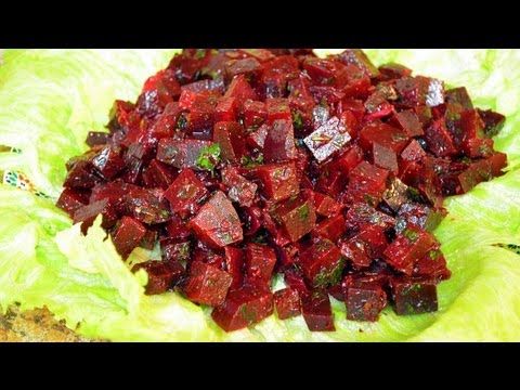 Moroccan Beetroot Salad Recipe