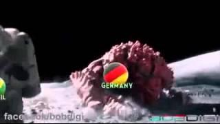 Сборная Германии на Чемпионате мира в Бразилии 2014(Прикольное видео о выступлении сборной Германии на футбольном чемпионате мира 2014 года., 2014-07-15T14:50:50.000Z)