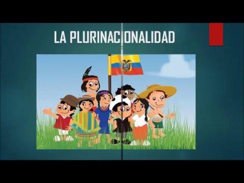 la plurinacionalidad en el ecuador  youtube