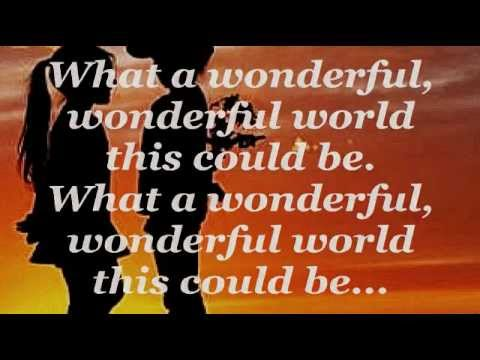 WONDERFUL WORLD (美妙世界) Lyrics - SANDY LAM (林憶蓮)