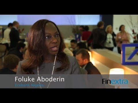 Finextra Interviews: Ecobank Nigeria, Deutsche Bank Trade Finance Deal