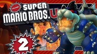 VOLCANIC SUPER MARIO BROS. U 🌋 #2: Finale gegen DARK BOWSER