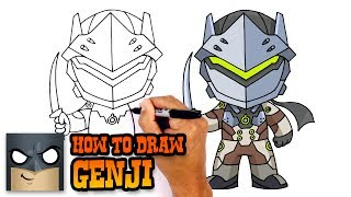 How to Draw Genji | Overwatch