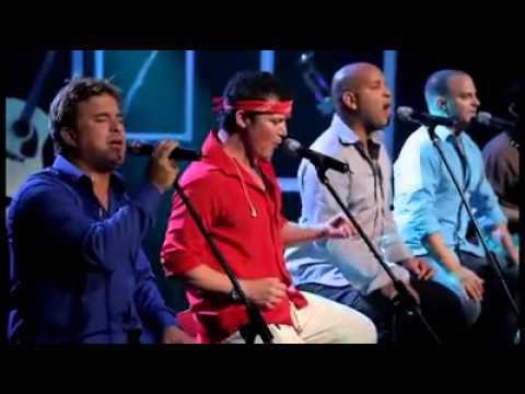 Hotel California (a capela) interpretada por Vocal Sampling