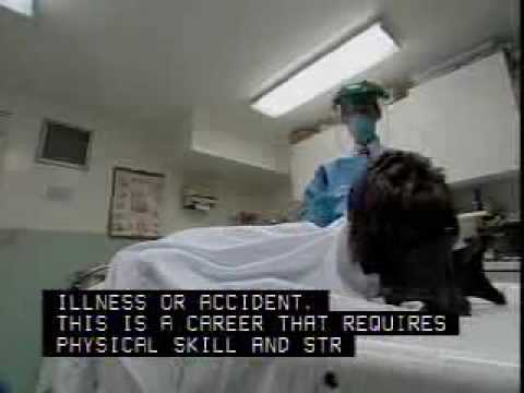 Embalming Career Overview
