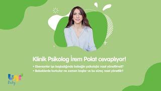 Klinik Psikolog İrem Polat Sorularınızı Yanıtlıyor! #1