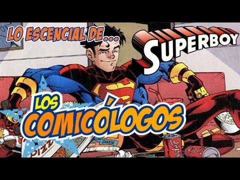 Lo Esencial De Superboy | Los Comicólogos